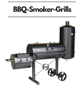 Räucherofen kaufen BBQ Smoker Grills