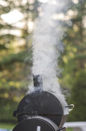 Grill Smoker Rauch