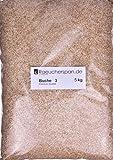 Räucherspäne Räuchermehl Buche Typ 3 mittelfein 0,3-1mm für Sparbrand geeignet (5.0.)