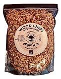 Forest Legend 5 Liter Holz Räucherchips für Grill und Smoker-Grill 100 % naturbelassen aus Polnischen Wäldern (Erle)