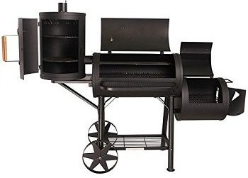 bbq smoker grill kaufen die besten smoker im vergleich. Black Bedroom Furniture Sets. Home Design Ideas