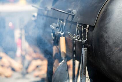 BBQ Smoker Grill