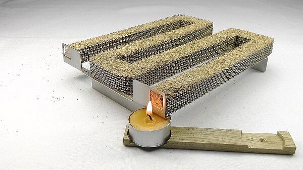 sparbrand kaltr uchern mit der r ucherschnecke tipps tricks. Black Bedroom Furniture Sets. Home Design Ideas