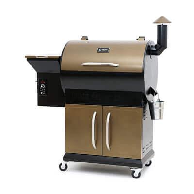 BBQ Toro Pellet Smoker Grill