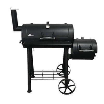 El Fuego Smoker Grill Edmondton