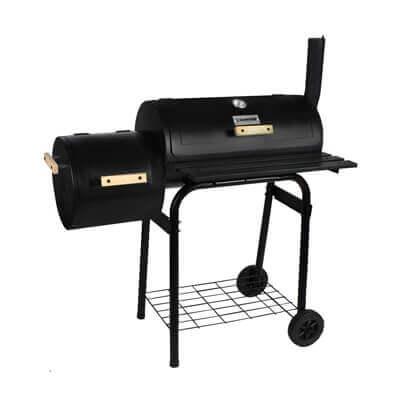 Kaminer BBQ Smoker Grillwagen