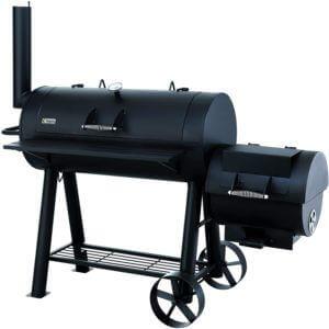 Holzkohle Smoker Grill Milwaukee