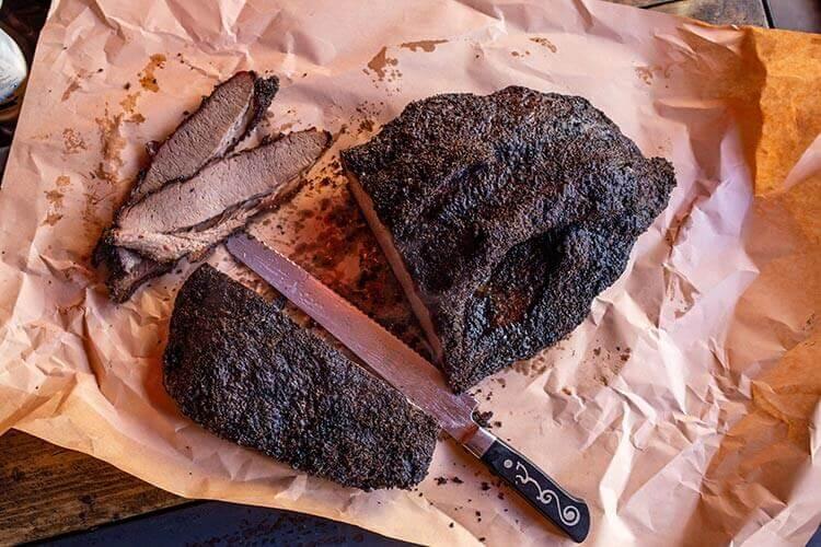 Butcher-Paper-zum-Smoken-verwenden