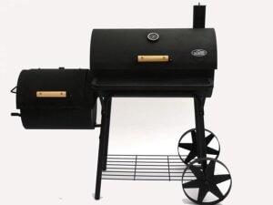 Cajun BBQ Smoker Grill Test