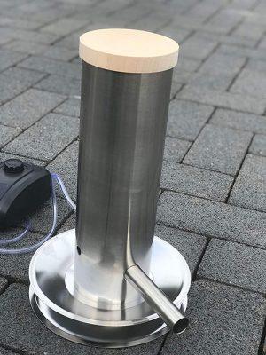 Grillpaul-Räuchergenerator